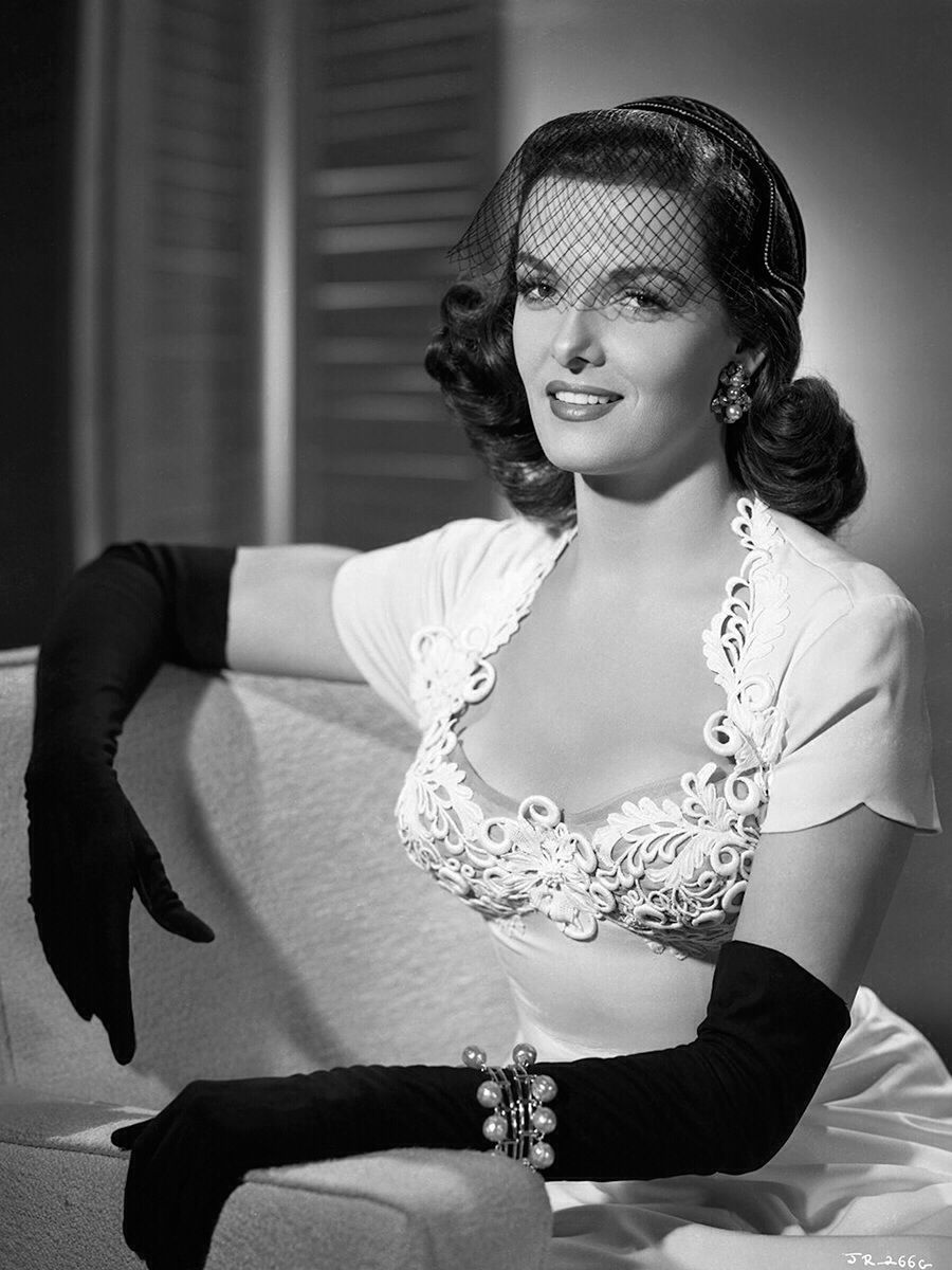 Jane Russell Nude Photos 20
