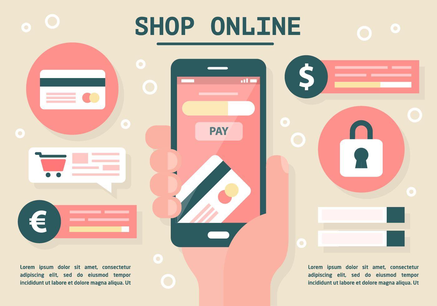 free flat digital marketing vector illustration digital marketing vector illustration illustration free flat digital marketing vector