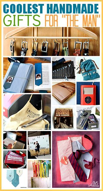 We Give A Homemade Gift At Christmas This Might Be Helpful 21 Handmade Gifts For Men