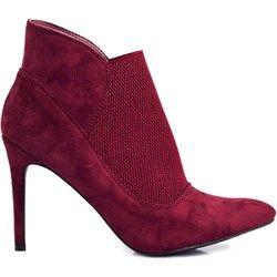 Buty Na Obcasie Na Jesien 2015 Trendy W Modzie Shoes Ankle Boot Boots