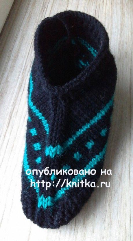 следки спицами работа ольги ярославской вязание и схемы вязания