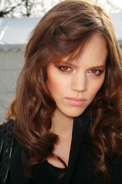 76cdb898fdb Freja Beha   Top model freha   Makeup for brown eyes, Eye makeup ...