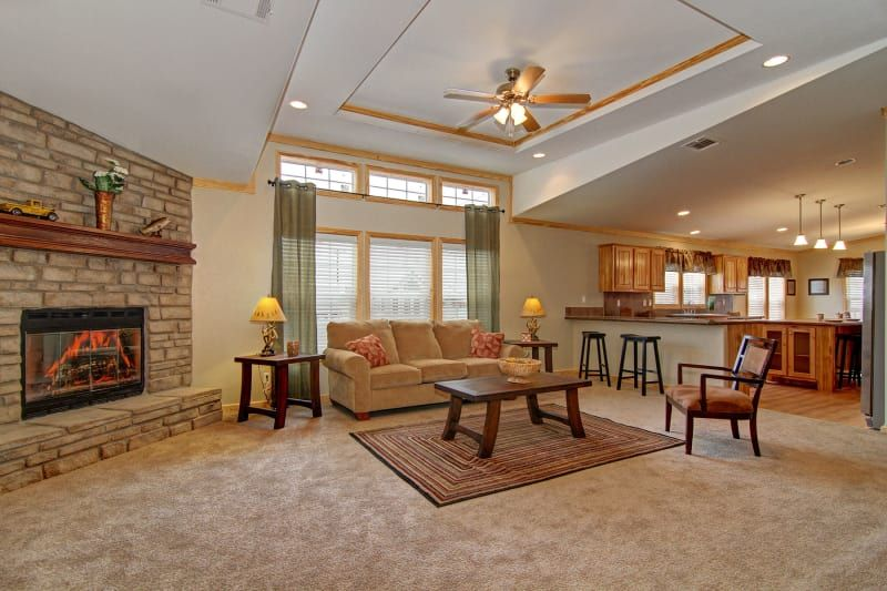 The Tahoe Titan Factory Direct Champion Homes