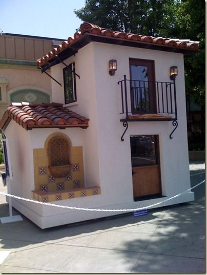Dreams Happen Spanish Style Homes Play Houses Spanish House
