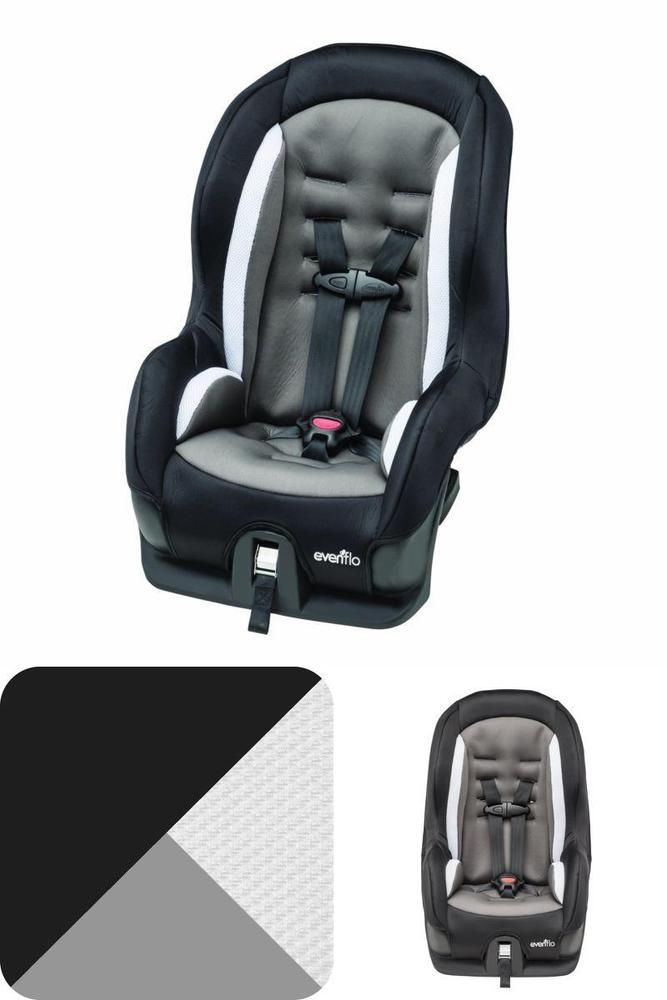 Evenflo Convertible Car Seat Infant Toddler Baby Seats Edgy Makeup