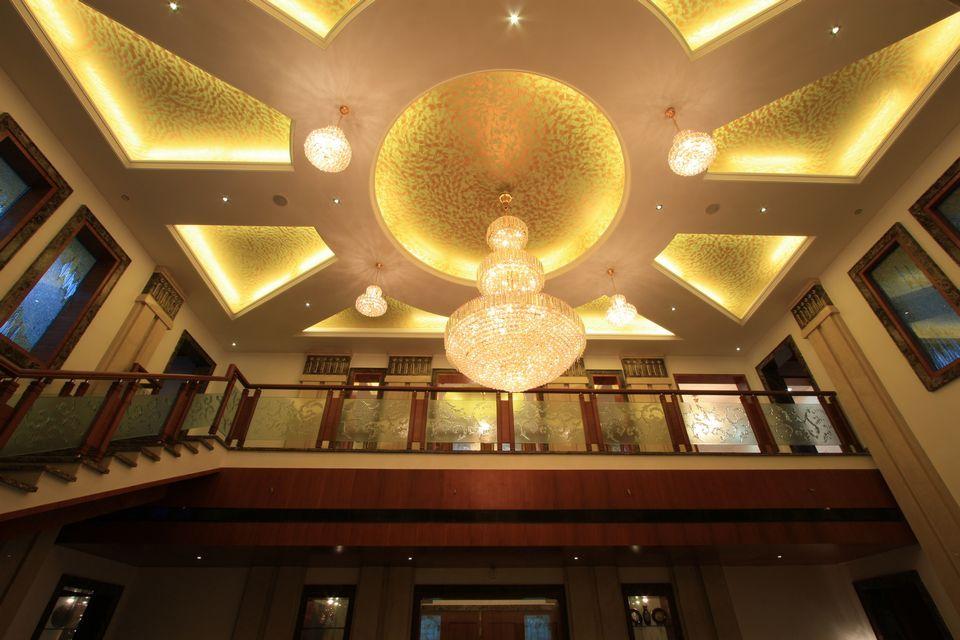 32+ Double height living room false ceiling info