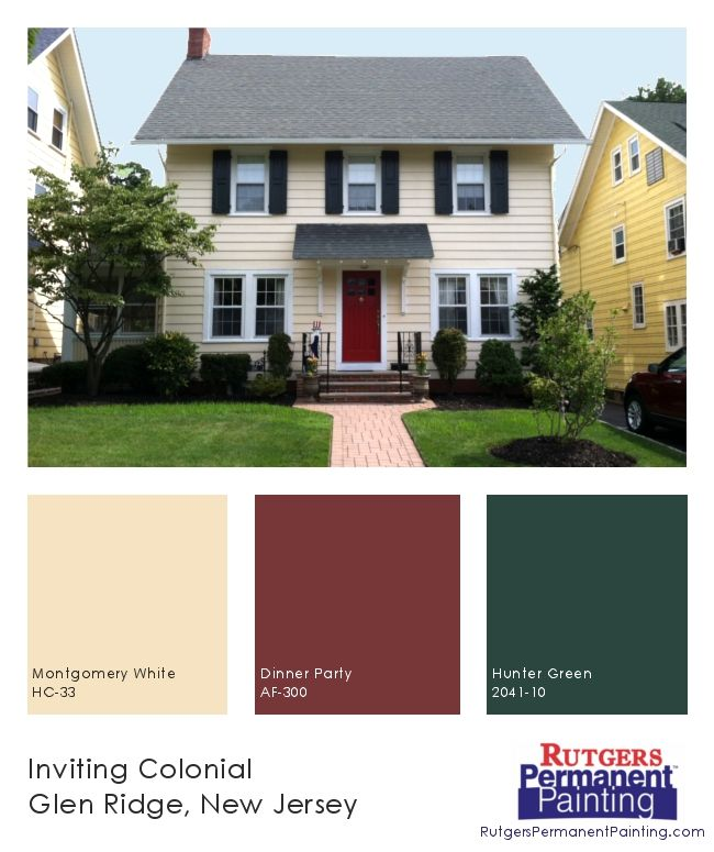 Inspiration: Inviting Colonial