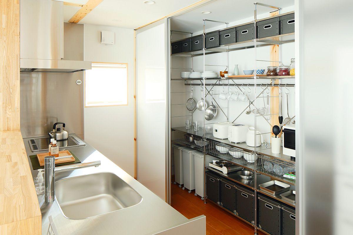 「無印良品の家」は高い耐久性と機能的な設備を