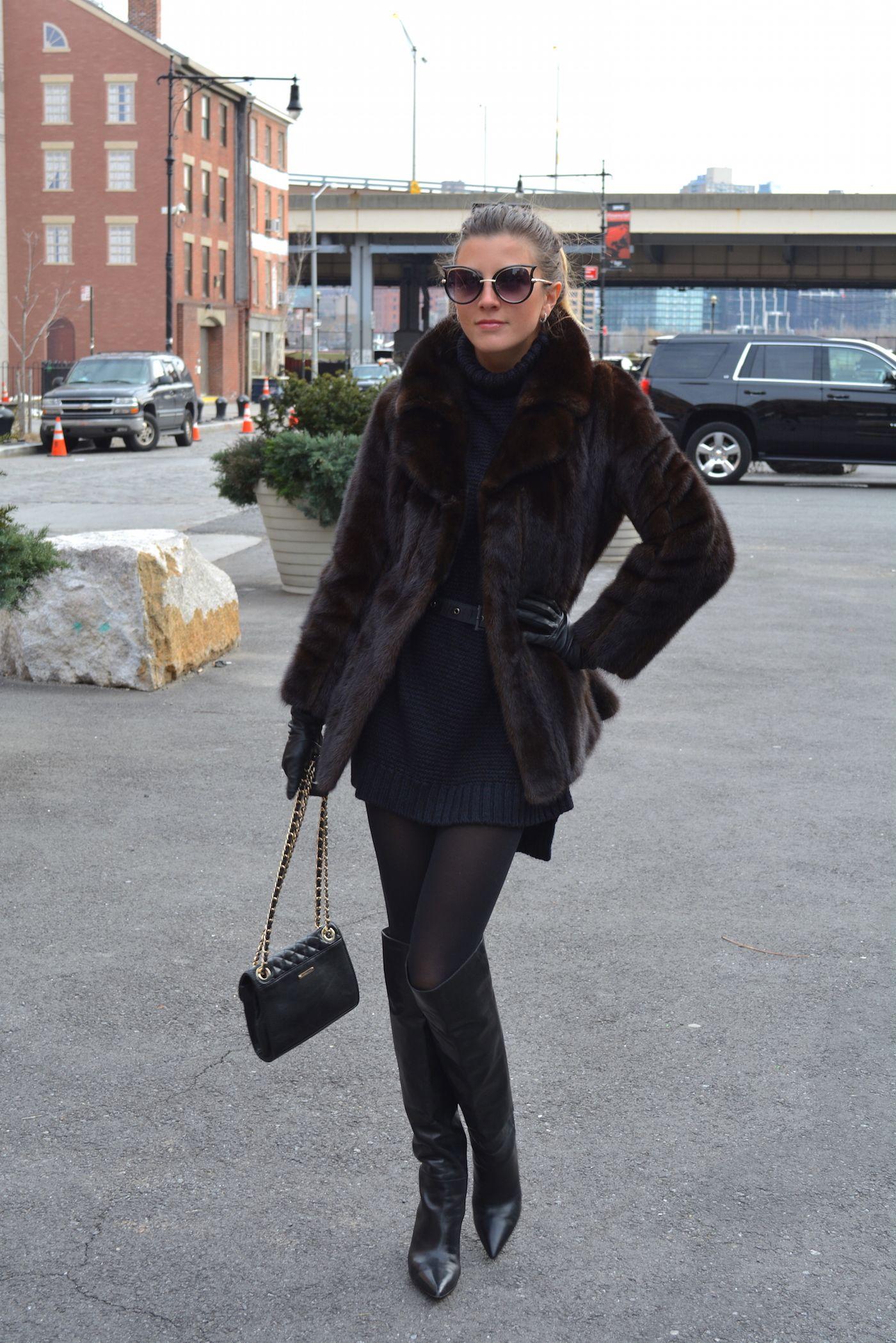b0f43b33e47 Fur coat
