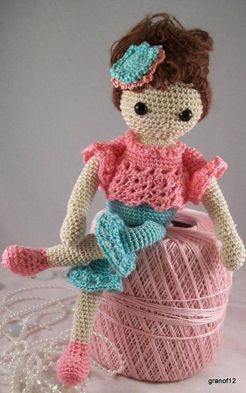 Free printable crochet patterns for baby toys