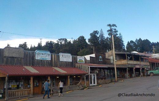 Viajando Sola o Contigo: CloudCroft City, Nuevo México.
