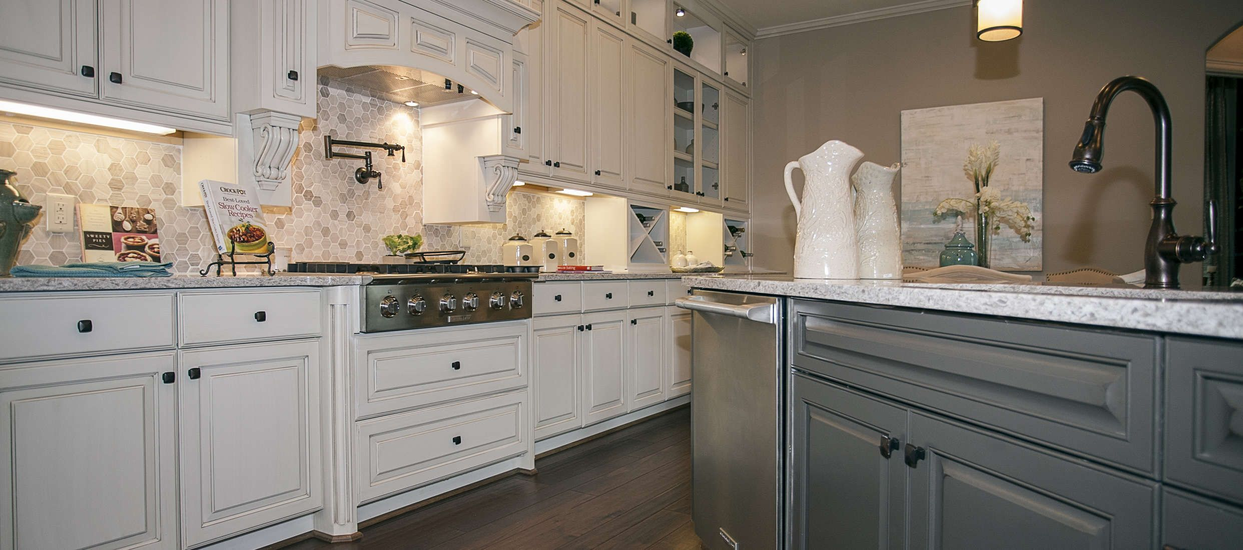 Custom Kitchen Cabinets Houston J Kraft Inc Custom Cabinets By Houston Cabinet Company