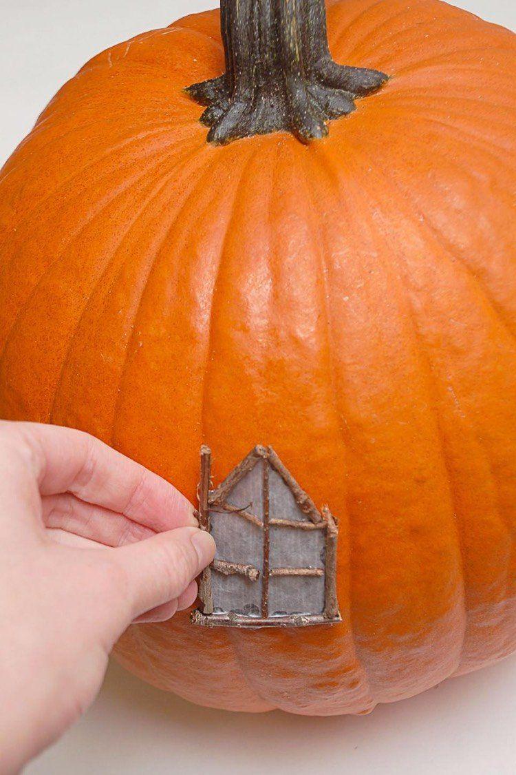 Décoration Halloween à faire soi-même à la dernière minute – 15 projets
