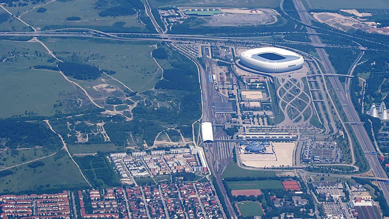 Allianz Arena Karte Aufladen