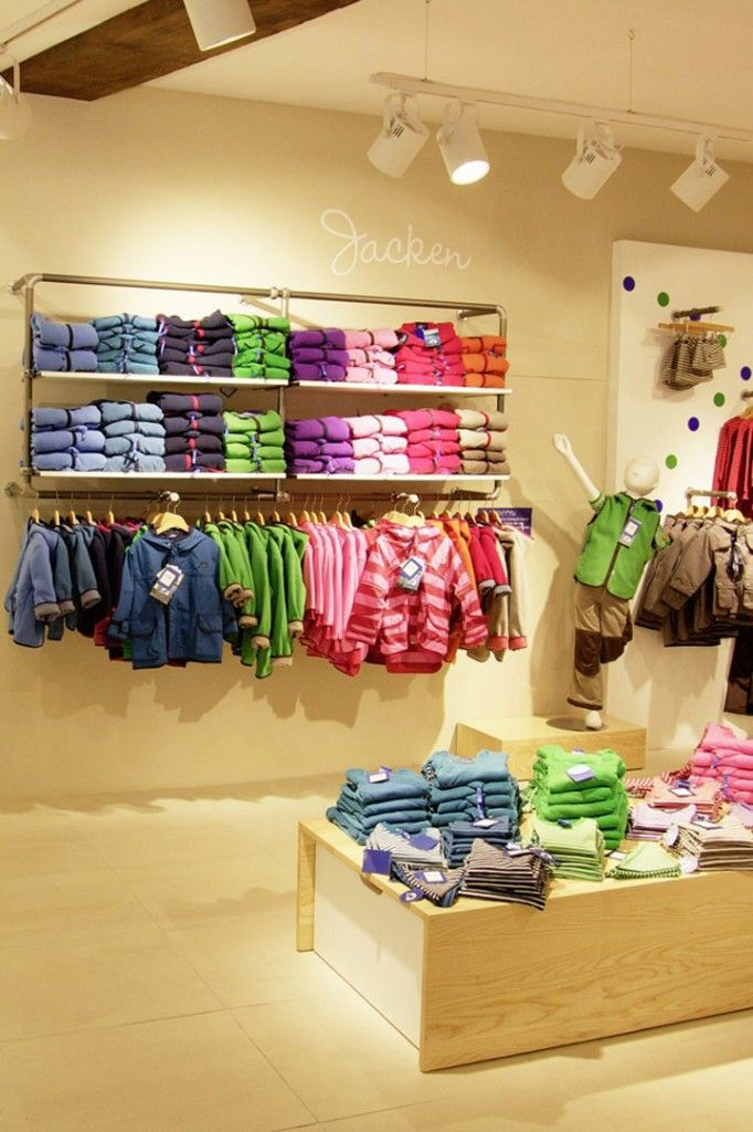 Finkid Children Clothing Store The Store Designers Erfurt 09 With