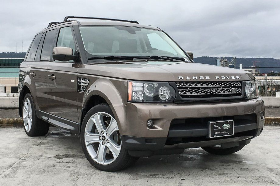 Used 2012 Land Rover Range Rover Sport HSE in Portland OR