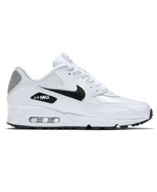 Nike Wmns Air Max 90 White Black | Footshop