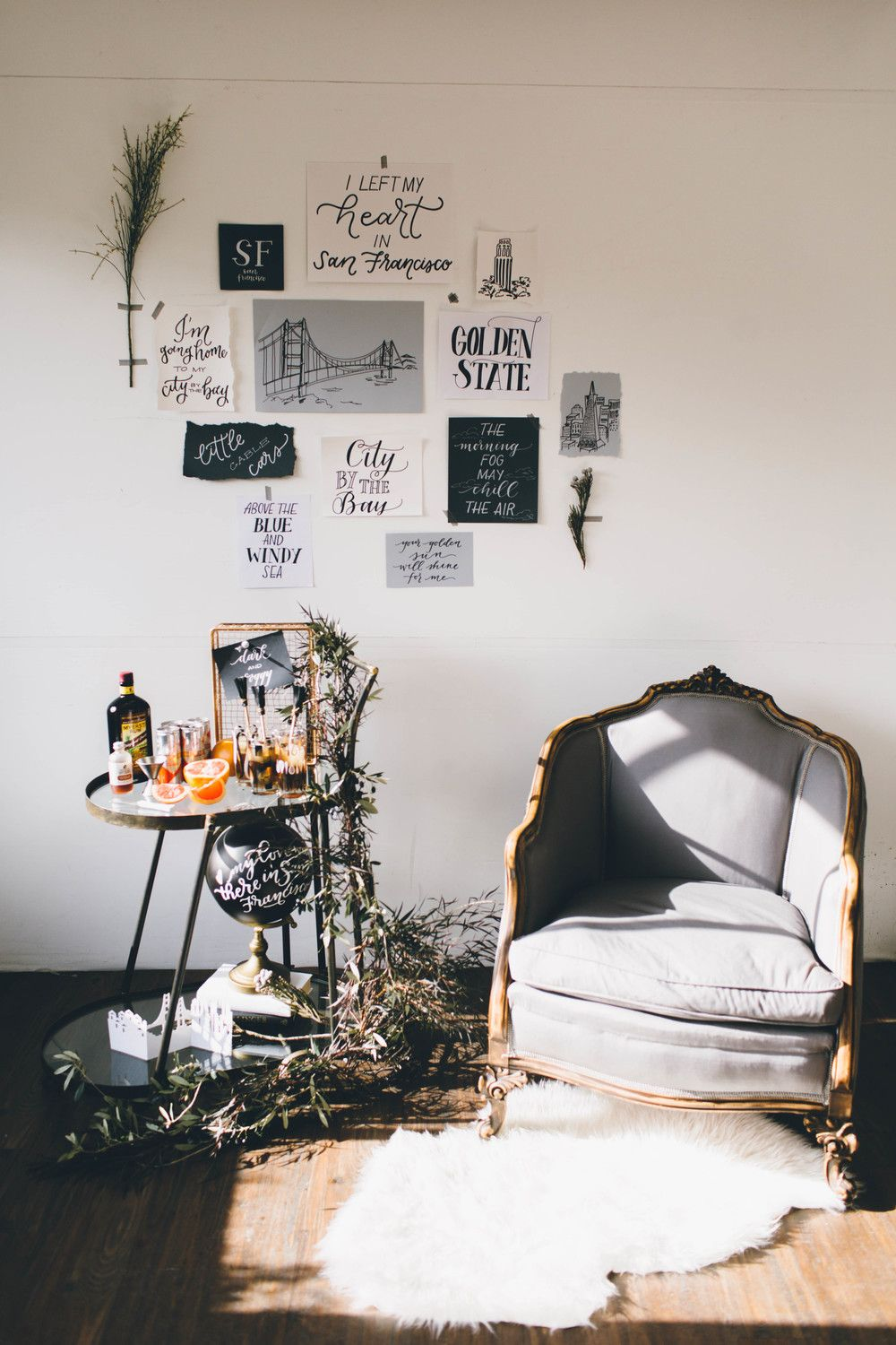 Photo: To Wander And Seek | Urban Home | Home | Minimalist Decor | Home  Decor | Decor | Livingroom | Room | Spaces | Scandinavian | Interior Design  | Schomp ...