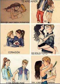 Frases De Amor Para Dedicar A Mi Novio Amor Pinterest Teen Posts