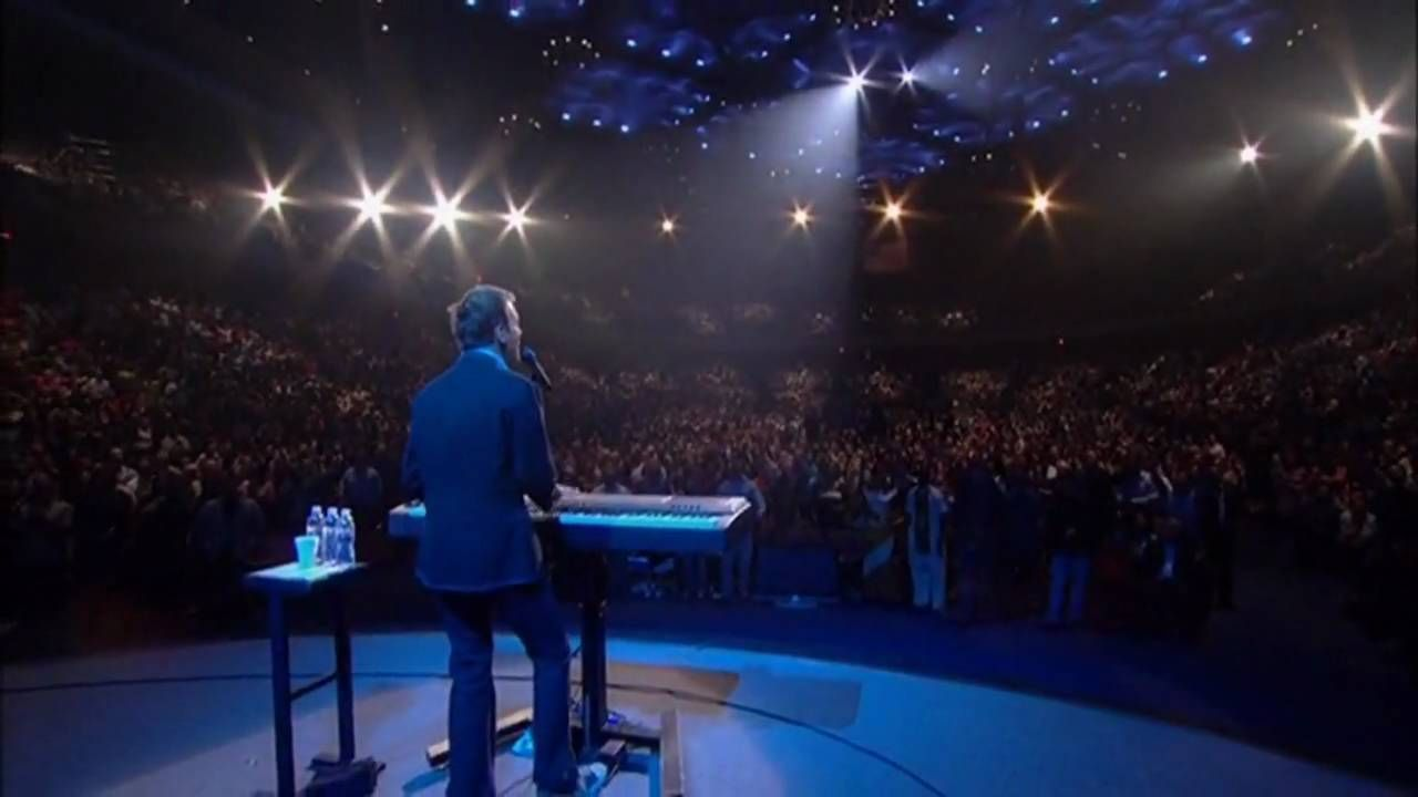 """Michael W. Smith """"Healing Rain / Let It Rain"""" [A New Hallelujah]  Let Jesus Heal you today...call on HIS Name!"""