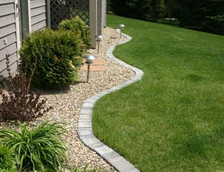 kiesbeet-bepflanzen-sonne-liebende-sorten | terrasse | pinterest, Gartenarbeit ideen