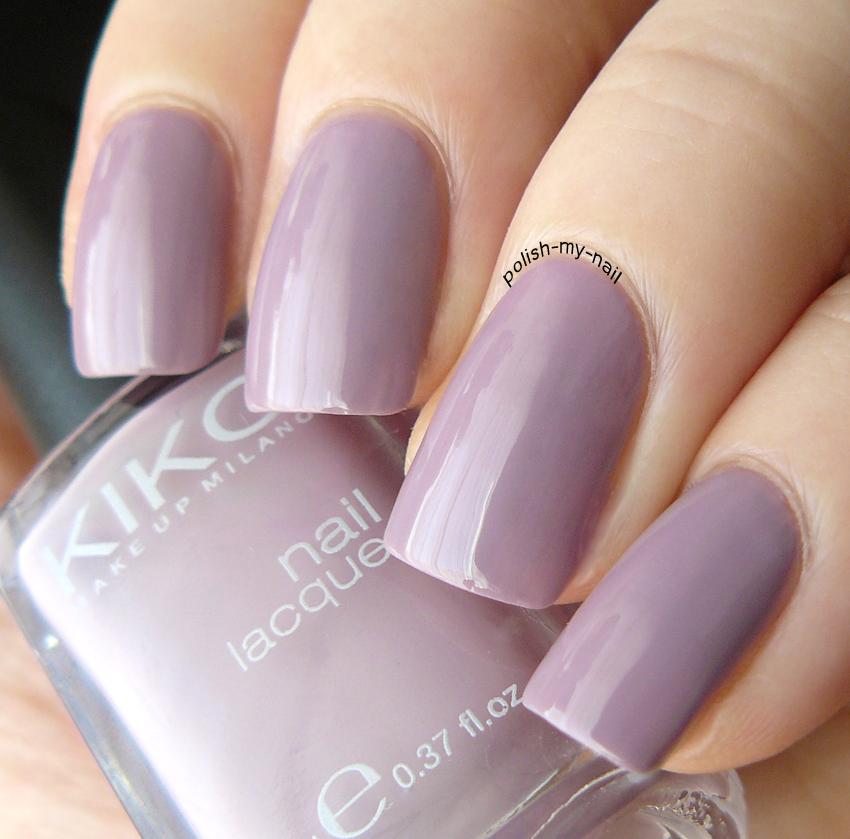 Kiko - 510 Mauve Grey   Nail Nail   Pinterest   Mauve, Grey and Nail ...