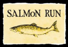 Salmon Run Dr. Frank Coho Red - New York Red