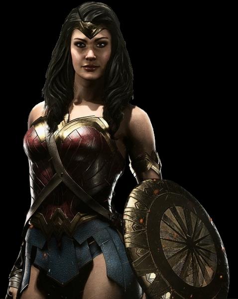 Wonder Woman Injustice 2 Png Wonder Woman Injustice 2 Injustice