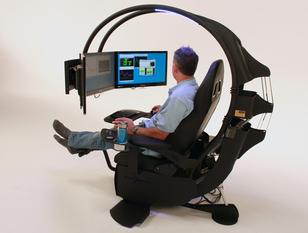 Ultimate Computer Chair You Can Spend Nearly £7000 On Just Six Gaming Gadgets  Gadget