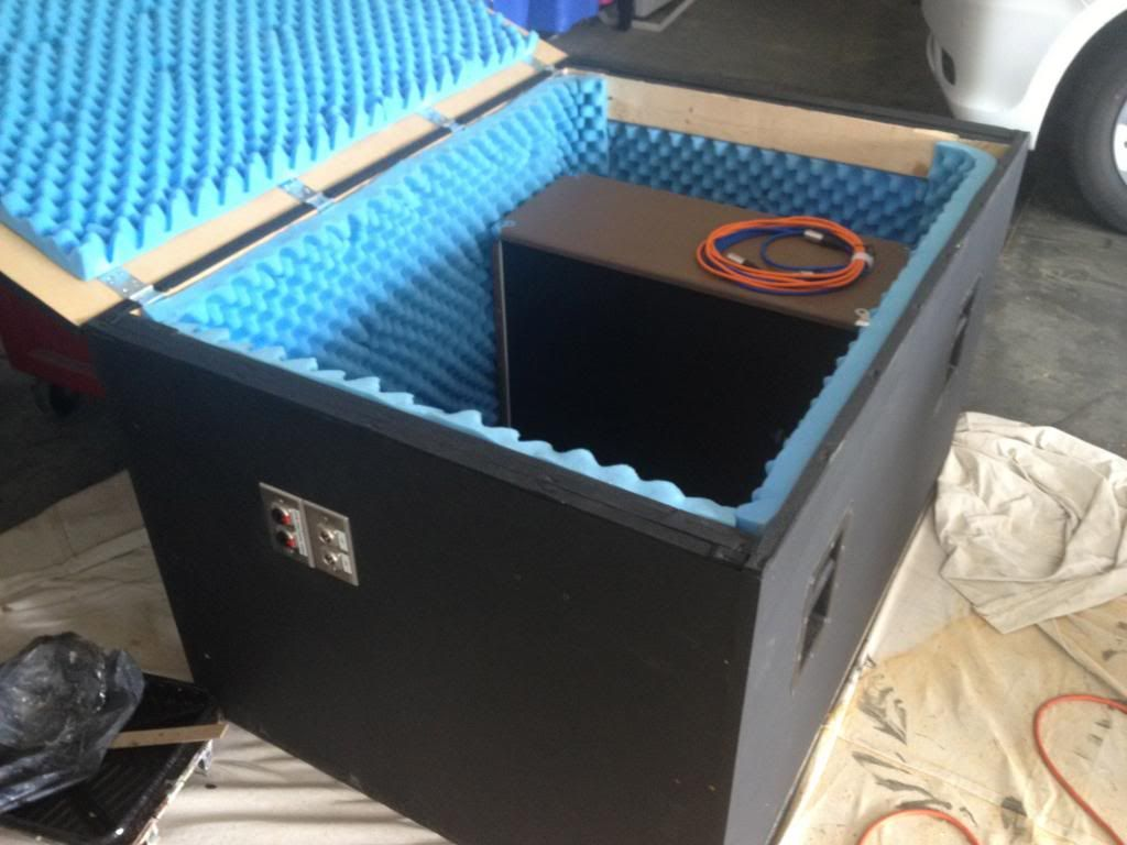 DIY Guitar Amp Isolation Cabinet Build | Guitar amp, Guitars and ...