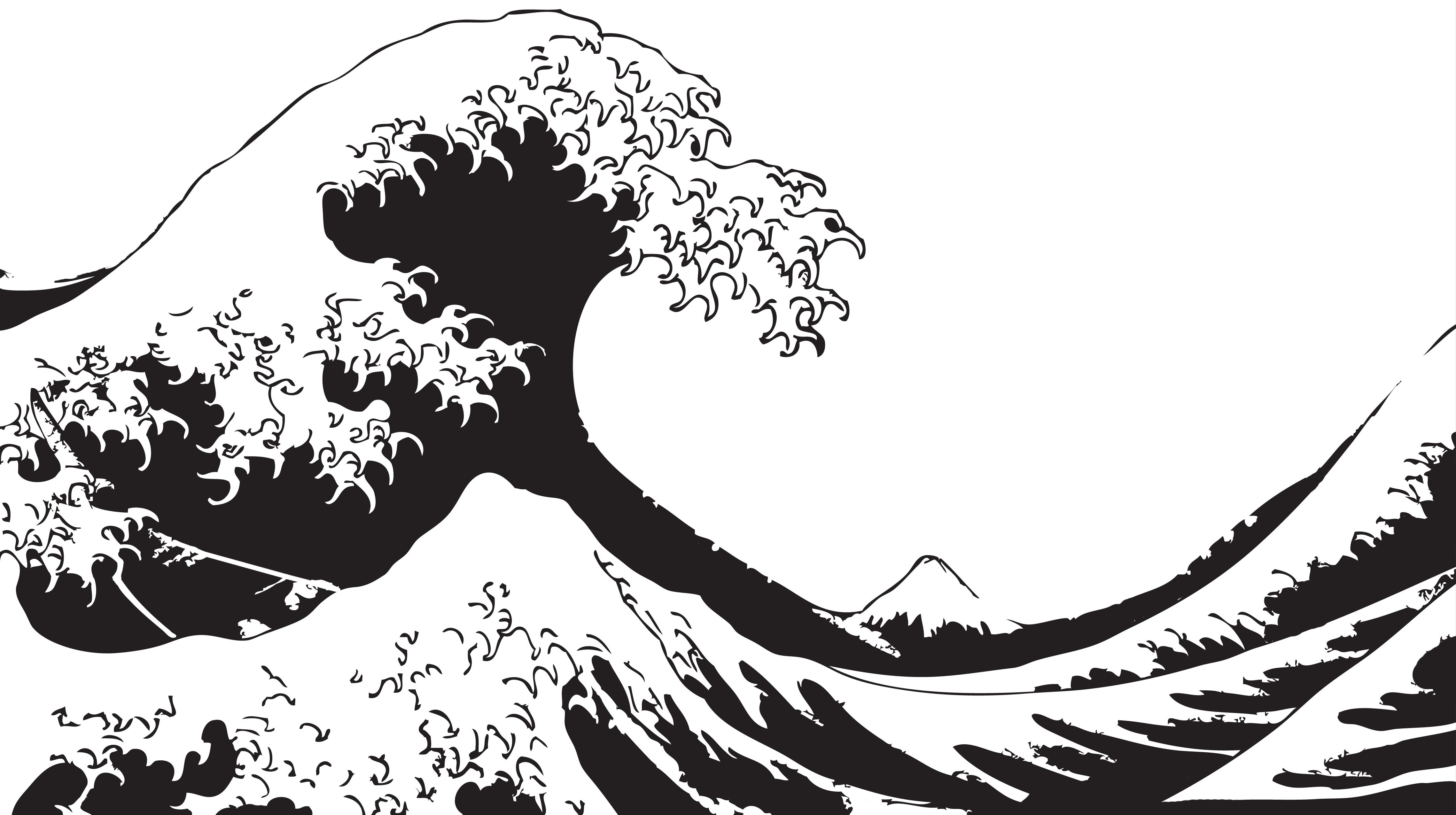O F The Great Wave Off Kanagawa