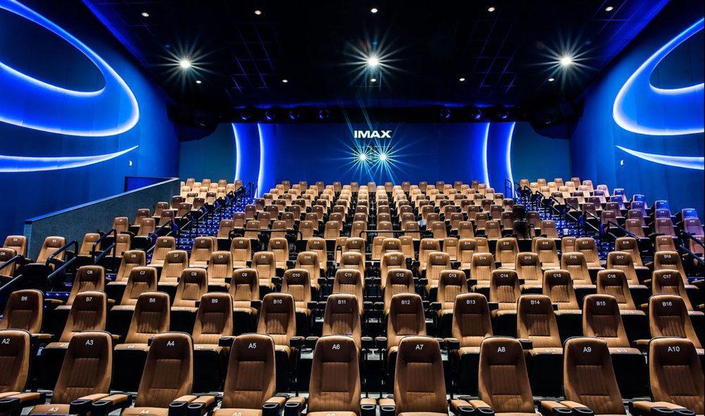 CINEPOLIS IMAX (con imágenes)   Sala de cine, Cine, Arquitectura