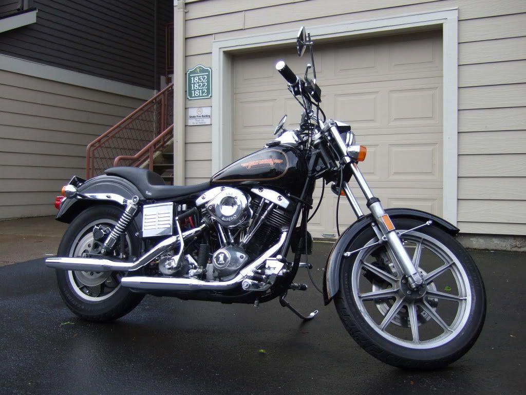 1984 Harley FXRS Evo | Two Wheels | Pinterest | Evo and Wheels