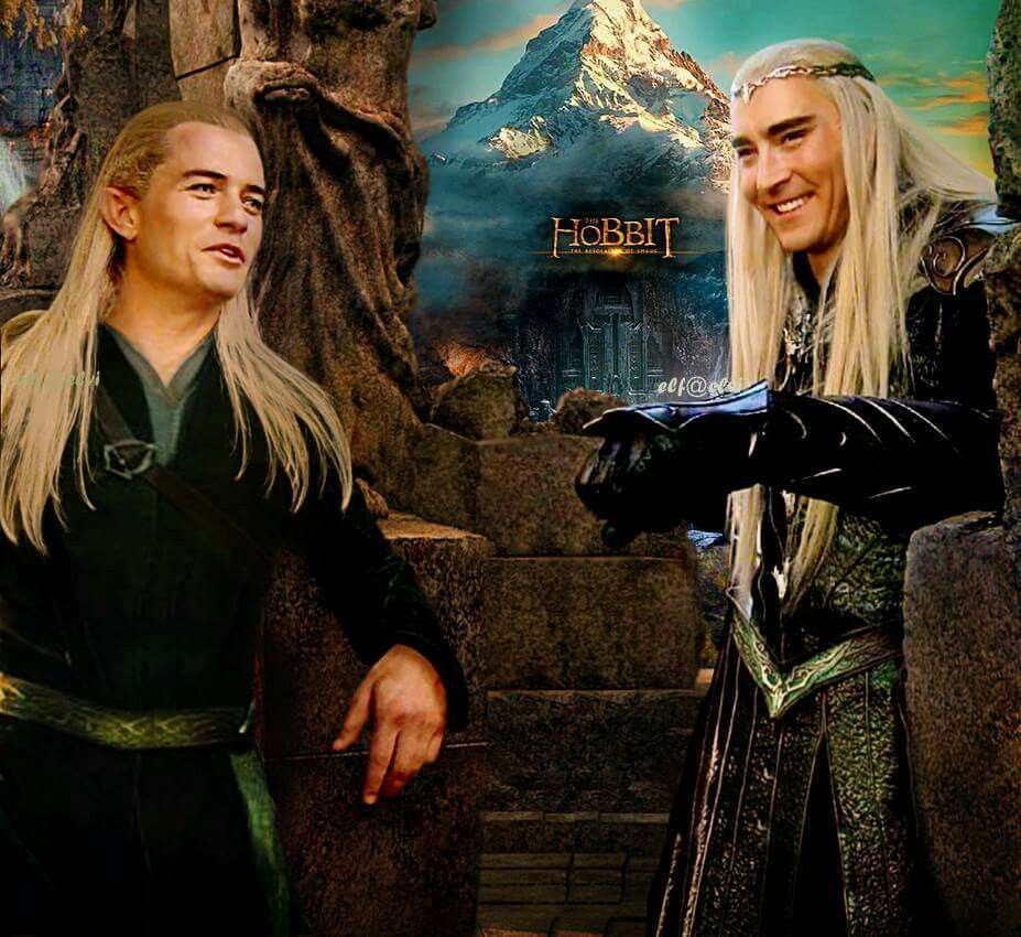 LotR/Hobbit by trena   Legolas and thranduil, Thranduil ...