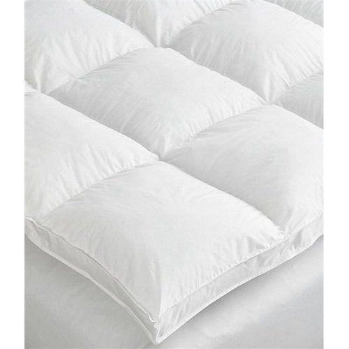 Amazon.com - Hollander This Year Fiber Bed Full White - Fiberbeds