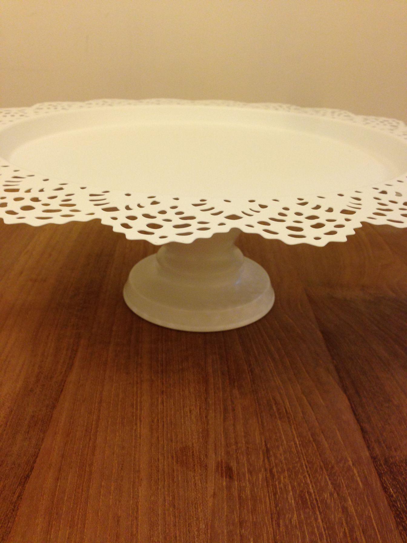 Ikea Skurar DIY cake stand | DIY craft & home decorations ...