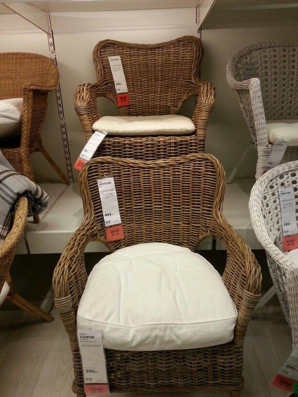 Ikea Stol Byholma Ikea Wicker Chair Wicker Patio Chairs