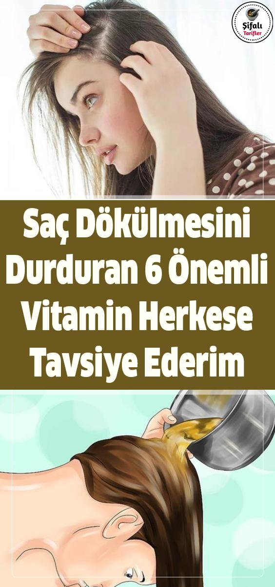 Sac Dokulmesini Durduran 6 Onemli Vitamin Herkese Tavsiye Ederim Hala Dogal Olarak Nasil Kalinlastiracaginizi Merak Ediyor Sac Sac Dokulmesi Dogal Sac Bakimi