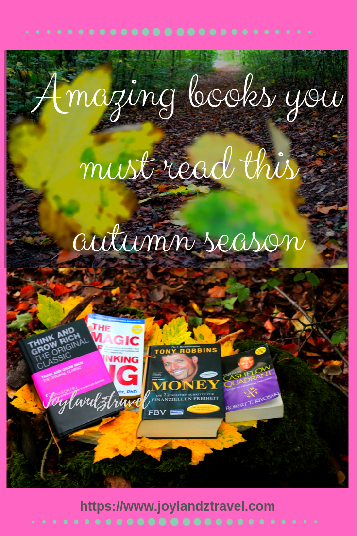 Autumn reading #autumnphotography