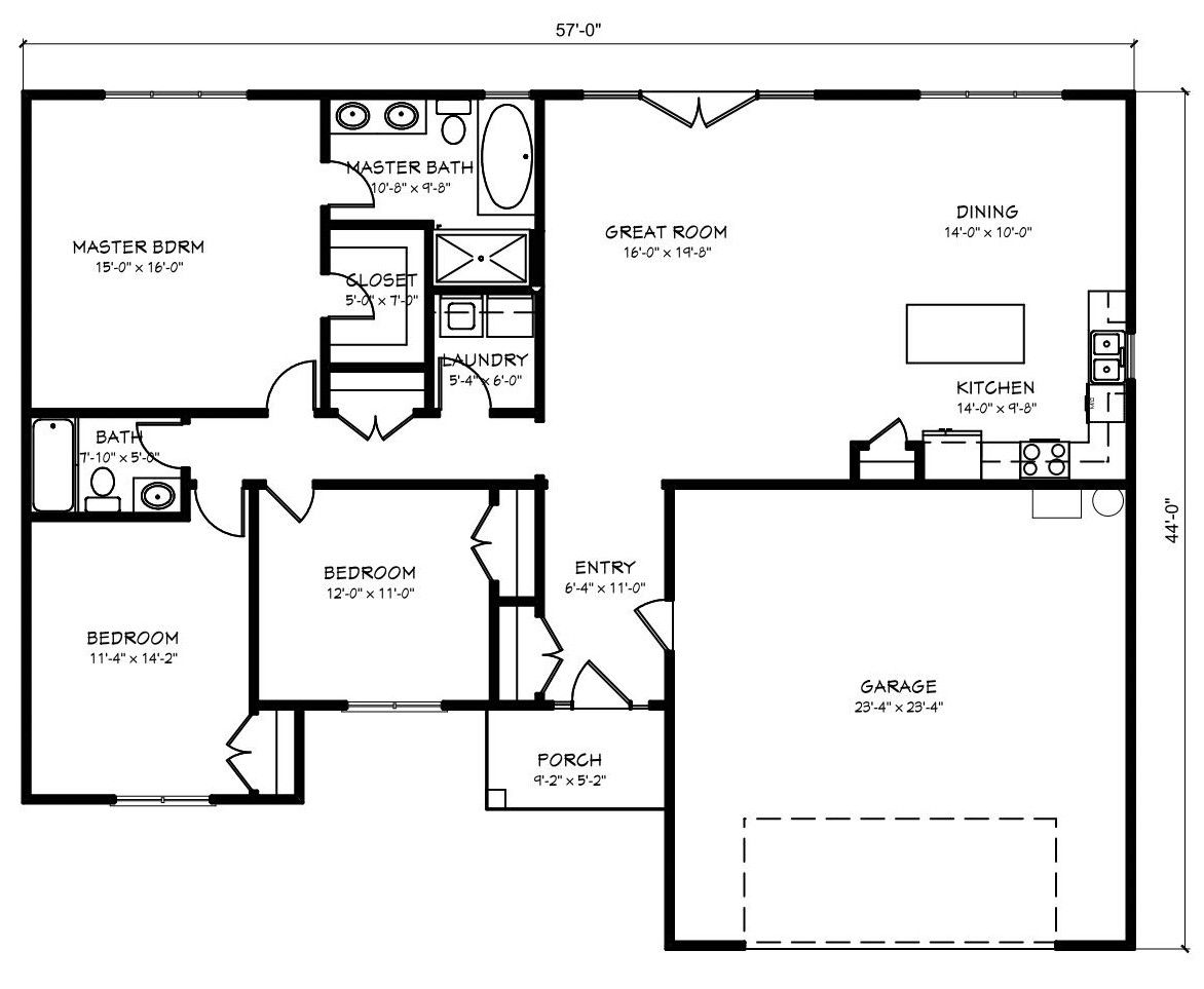 Superieur Plan 551210   Ryan Moe Home Design