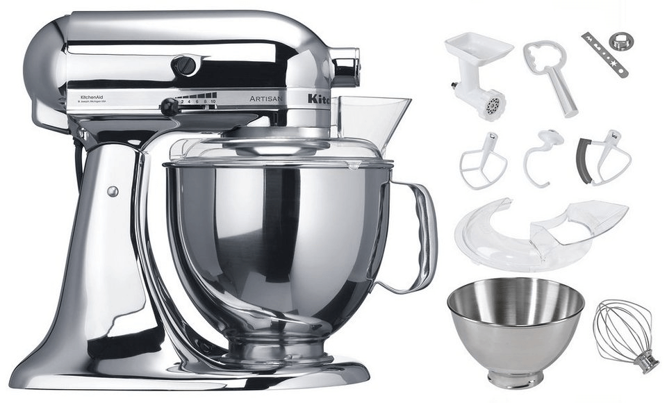 Kitchenaid mixer size dimension | Kitchen | Kitchen aid ...