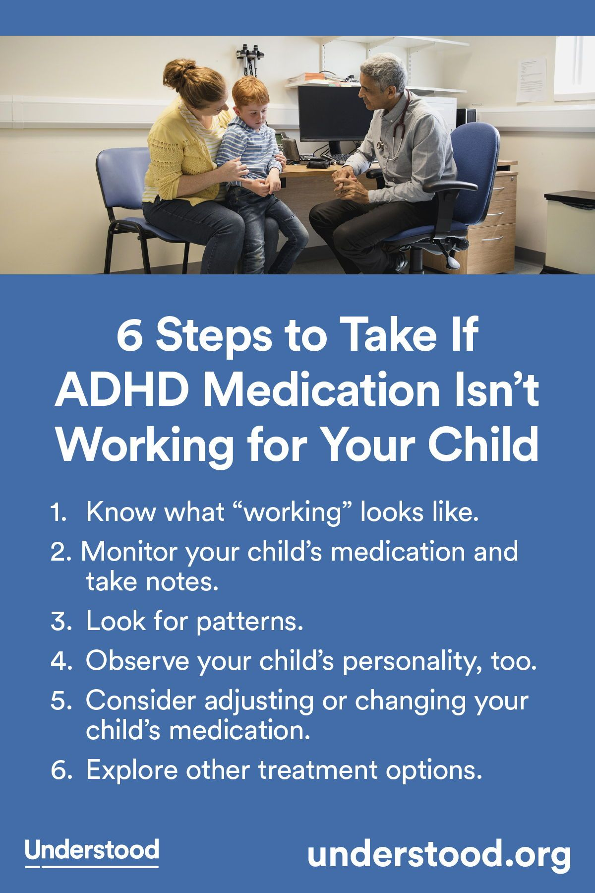 When Adhd Isnt What It Seems >> 6 Steps To Take If Adhd Medication Isn T Working For Your Child
