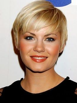 best short hairstyles for square faces  hairstyles  cute