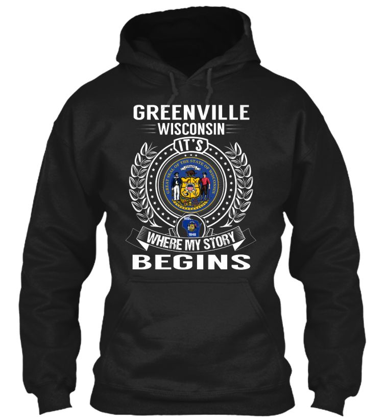 Greenville, Wisconsin - My Story Begins