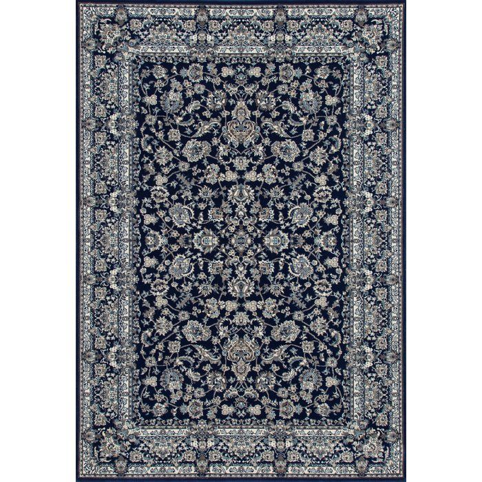 Lang Navy Blue Gray Tan Ivory Area Rug Area Rugs Rugs Carpet