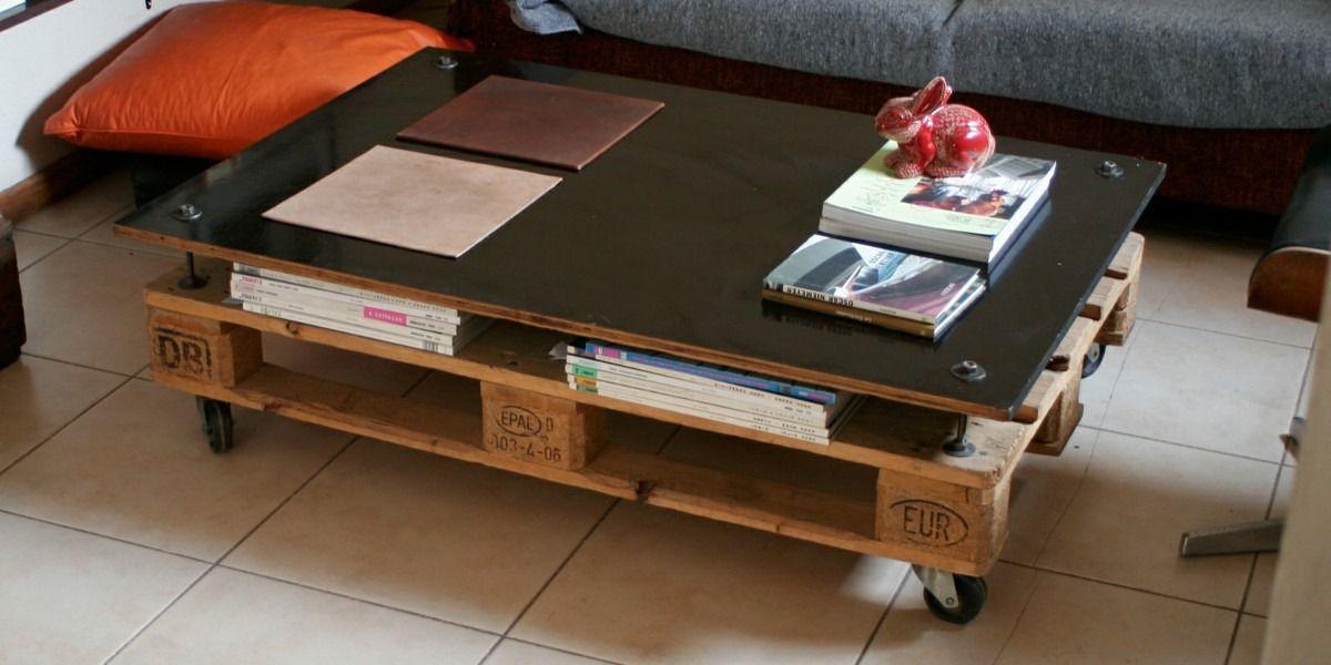 hacer mobiliario con materiales reciclados  Mesas, Búsqueda y Ideas