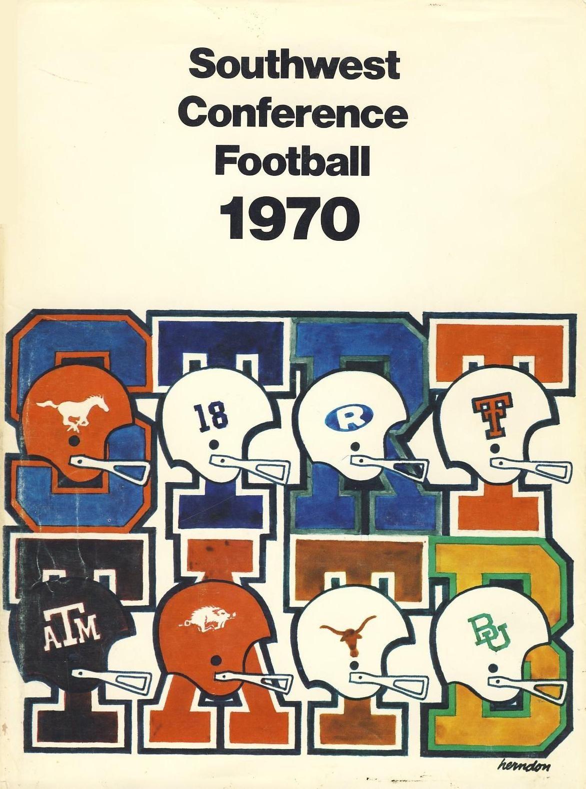 Southwest Conference Football Bibliography Arkansas