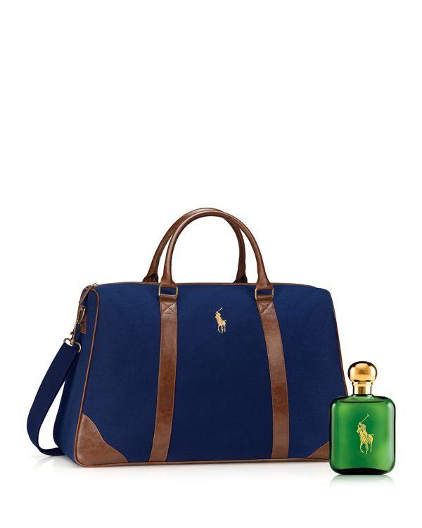 Ralph Lauren Polo Weekend Duffel Gift Set  8ae6ff8678d15