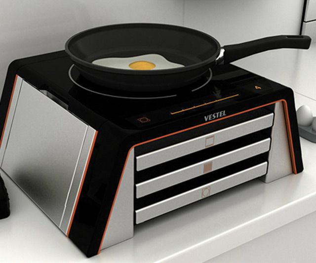 VIA All-in-One Cooker | DudeIWantThat.com