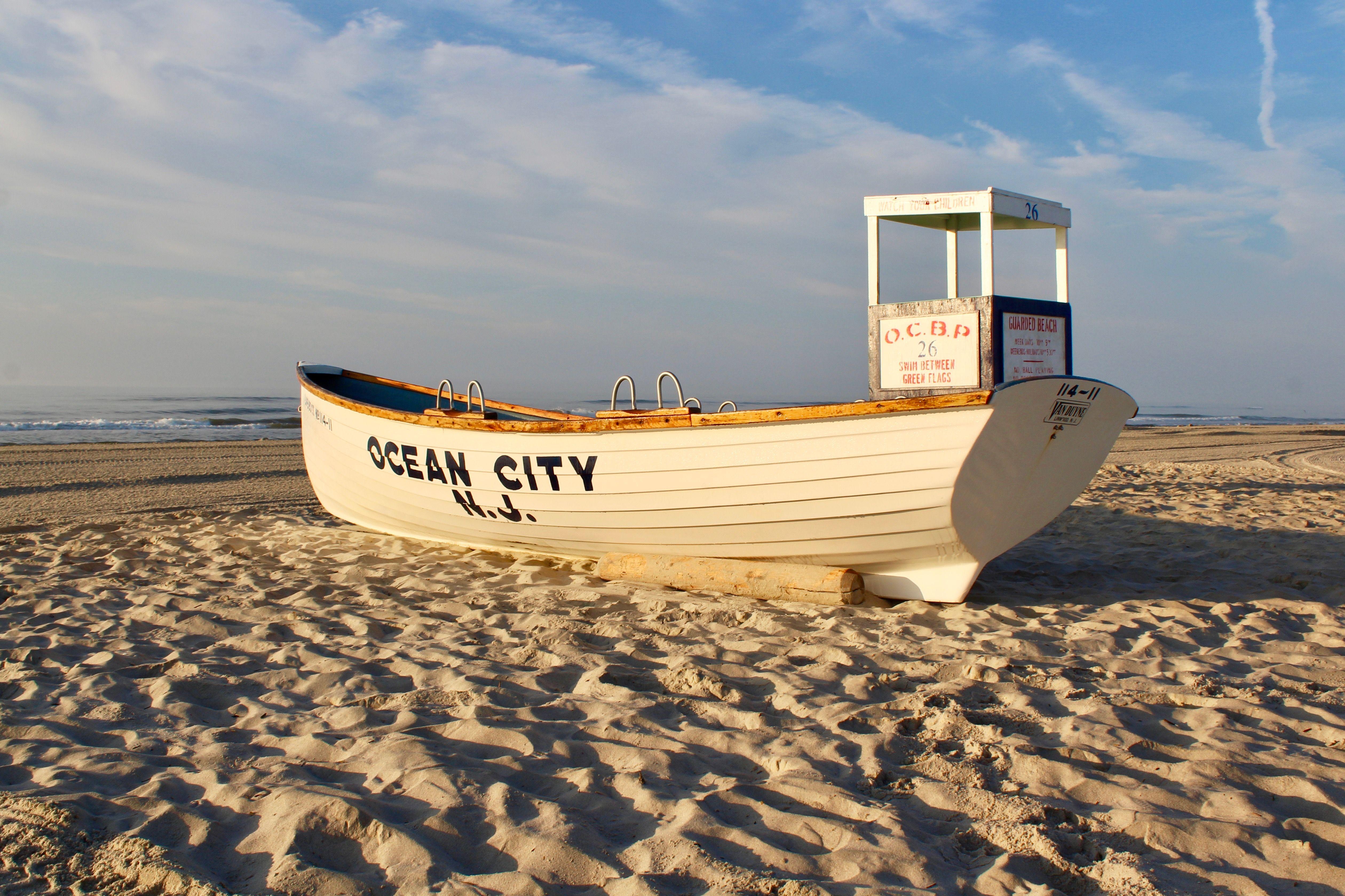 Morning in ocean city new jersey 221 ocean city ocean